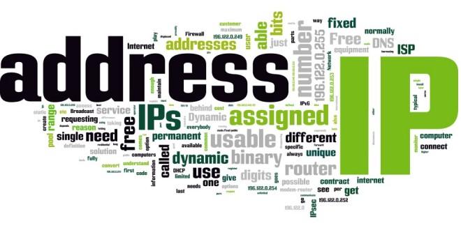 Fixed IP (static IP, dedicated IP) or dynamic IP
