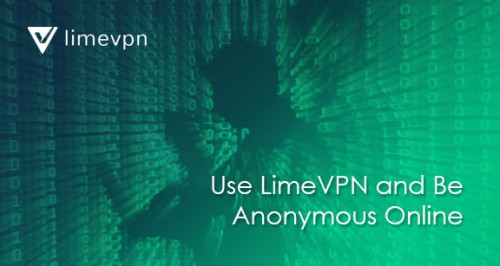 Anonymous VPN from LimeVPN