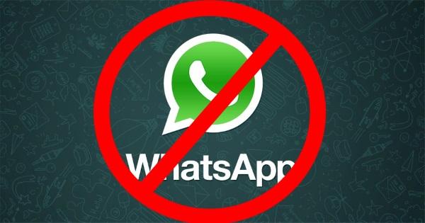 Unblock WhatsApp