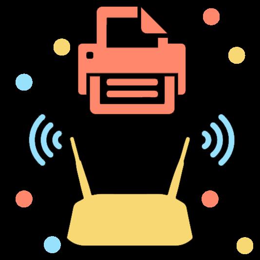 Printer Sharing via a DD-WRT Network