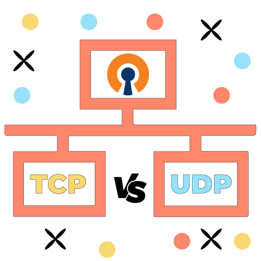 OpenVPN over TCP vs. UDP: what is the difference, and which should I choose?