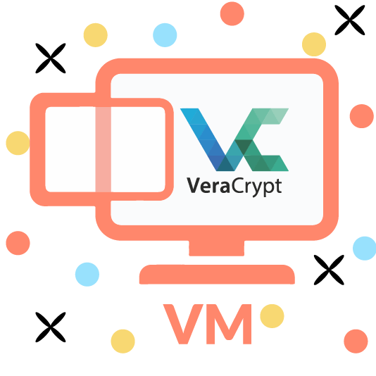 How to Create a VM inside a VeraCrypt Hidden Volume?